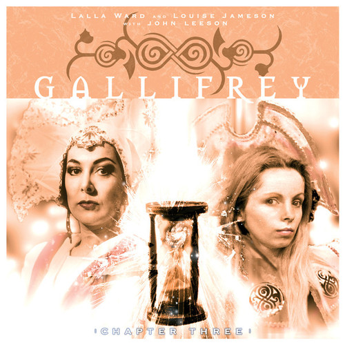 Gallifrey 1.3 - The Inquiry - Big Finish Audio CD