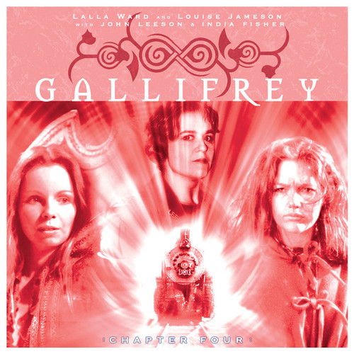 Gallifrey 1.4 - A Blind Eye - Big Finish Audio CD