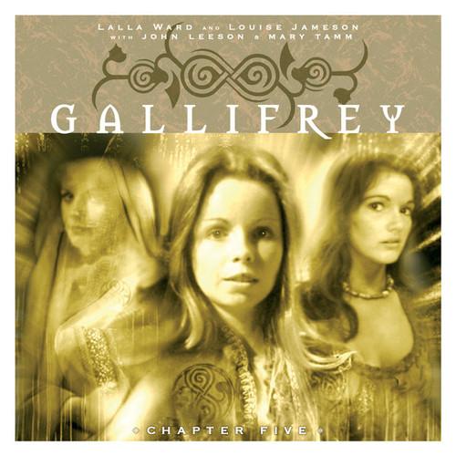 Gallifrey 2.1 - Lies - Big Finish Audio CD