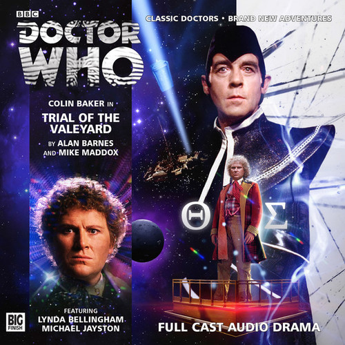 TRIAL OF THE VALEYARD - Special Big Finish Audio CD #XII