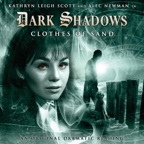 Dark Shadows: Clothes of Sand Audio CD #2.3 from Big Finish