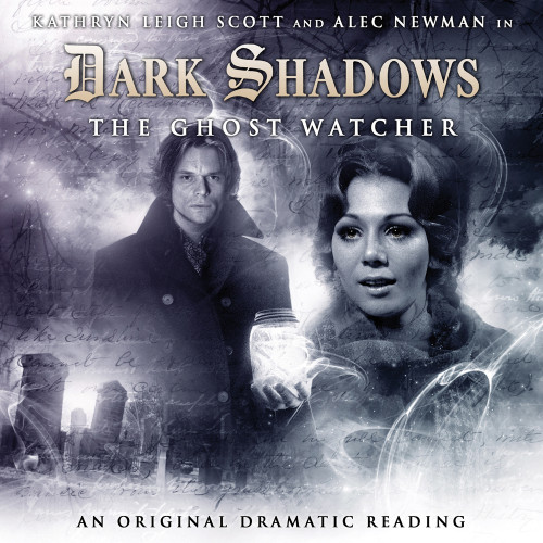 Dark Shadows: The Ghost Watcher Audio CD #2.4 from Big Finish