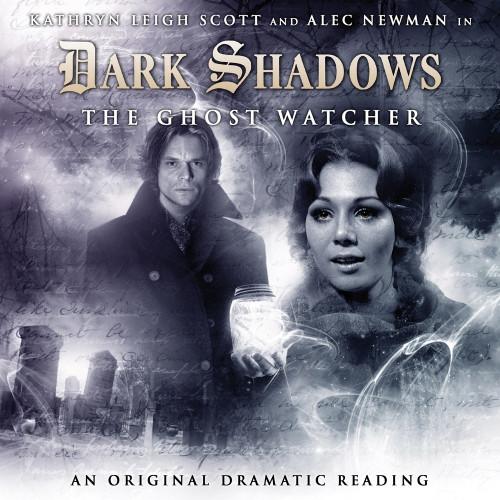 Dark Shadows: The Ghost Watcher Audio CD #2.4 from Big Finish