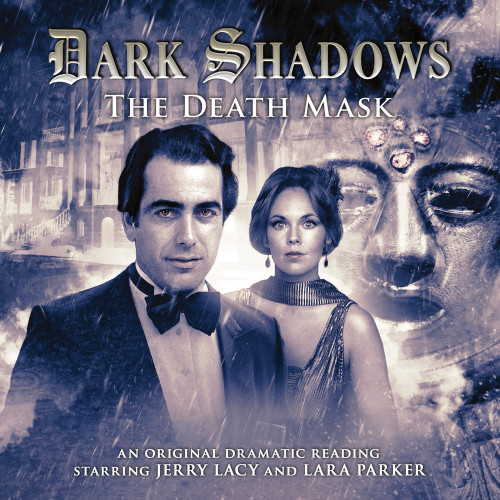 Dark Shadows: The Death Mask - Audio CD #16 from Big Finish