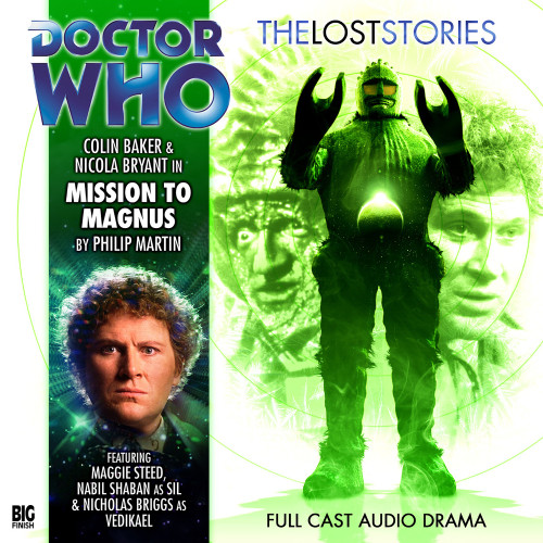 Mission to Magnus- The Lost Stories #1.02 - Big Finish Audio CD