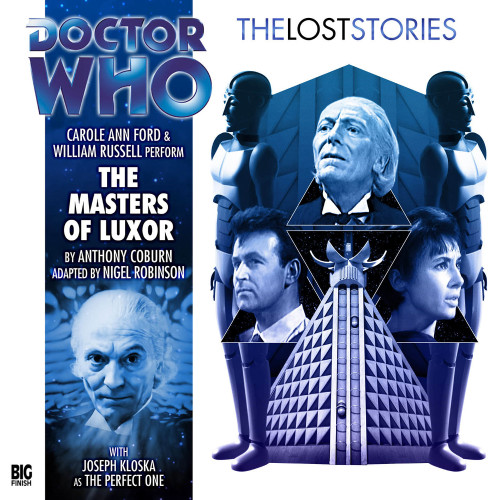 The Masters of Luxor - The Lost Stories #3.07 - Big Finish Audio CD