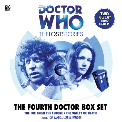 Fourth Doctor Box Set - The Lost Stories - Big Finish Box Set