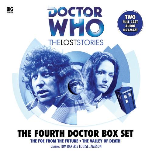 Fourth Doctor Box Set - The Lost Stories - Big Finish Box Set