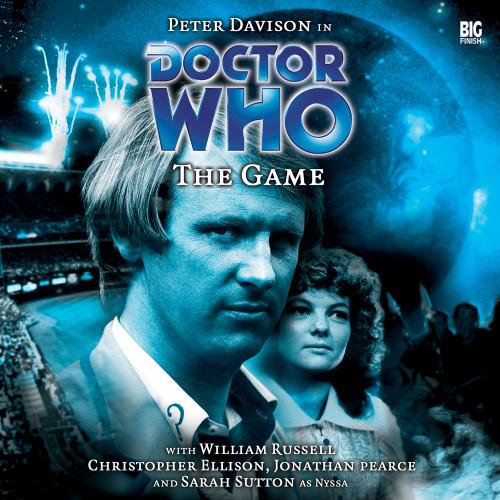 The Game Audio CD - Big Finish Main Range #66