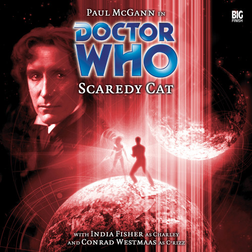 Scaredy Cat - Big Finish 8th Doctor Audio CD #75