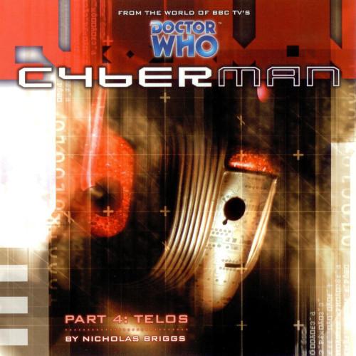 Cyberman: Telos Big Finish Audio CD