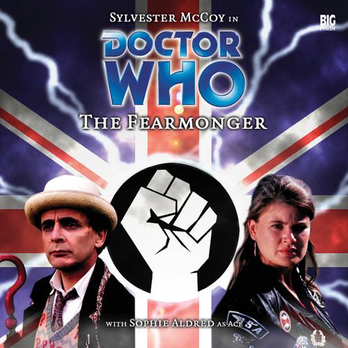 The Fearmonger Audio CD - Big Finish #5