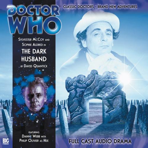 The Dark Husband - Audio CD - Big Finish #106