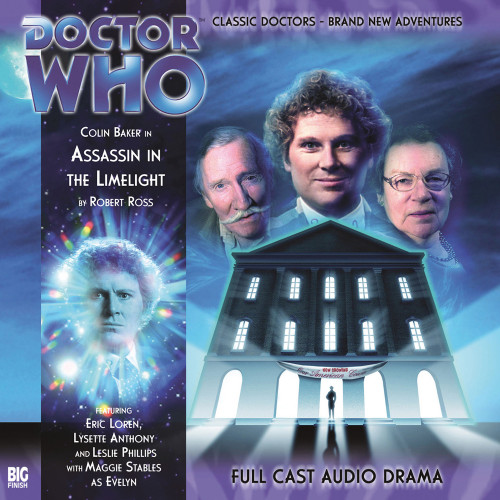 Assassin in the Limelight - Audio CD - Big Finish #108