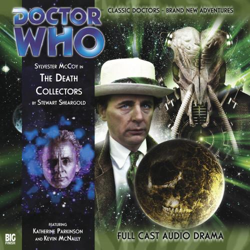 The Death Collectors - Audio CD - Big Finish #109