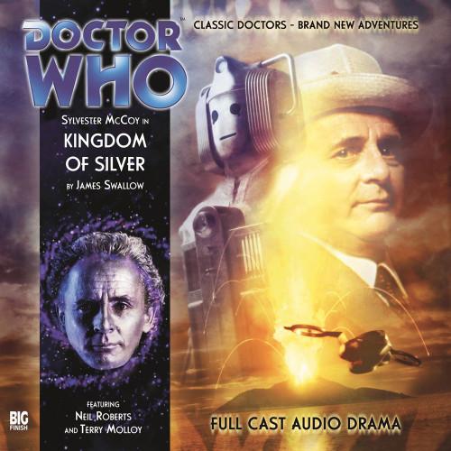 The Kingdom of Silver - Audio CD - Big Finish #112