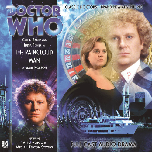 Raincloud Man - Audio CD - Big Finish #116