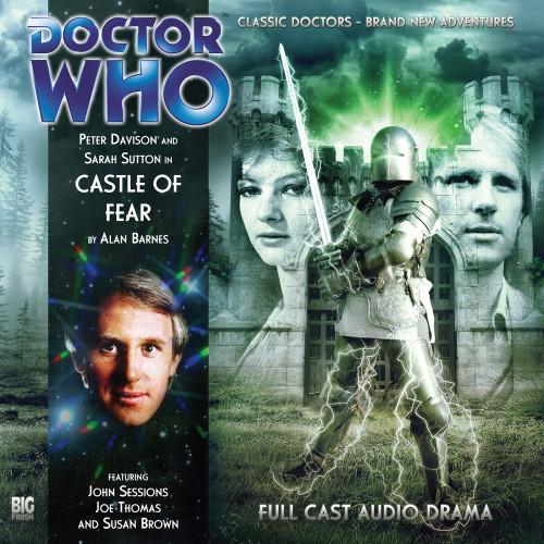 Castle of Fear - Big Finish Audio CD #127