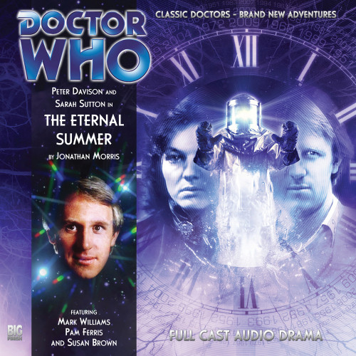 The Eternal Summer - Big Finish Audio CD #128