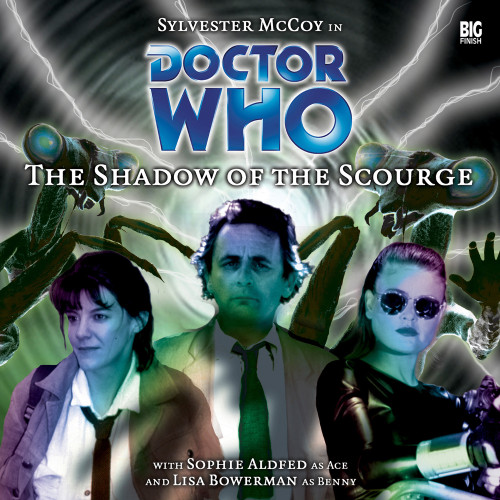 Shadow of the Scourge Audio CD - Big Finish #13