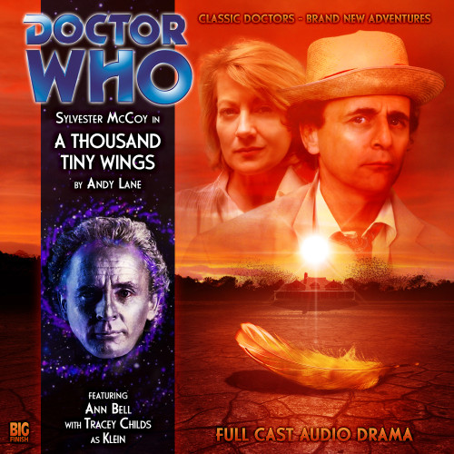 A Thousand Tiny Wings - Big Finish Audio CD #130