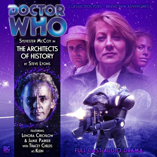 The Architects of History - Big Finish Audio CD #132
