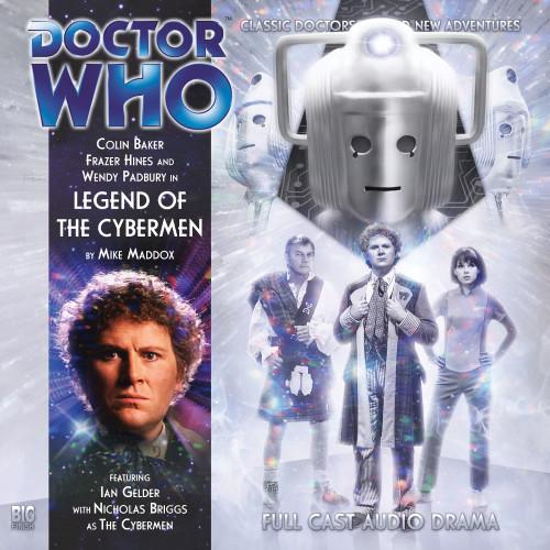 Legend of the Cybermen - Big Finish Audio CD #135