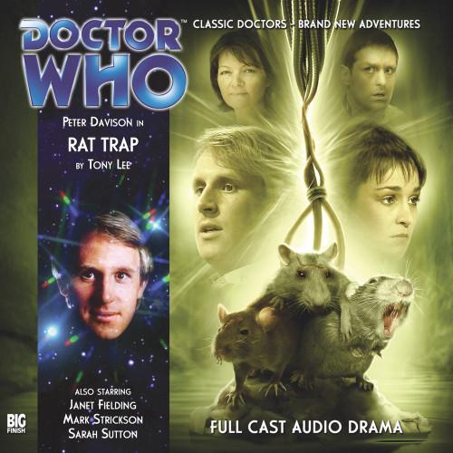 Rat Trap - Big Finish Audio CD #148