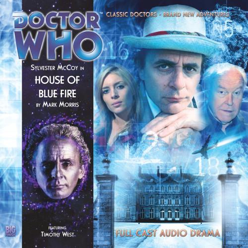 House of Blue Fire - Big Finish Audio CD #152