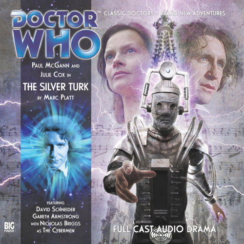 The Silver Turk - Big Finish Audio CD #153
