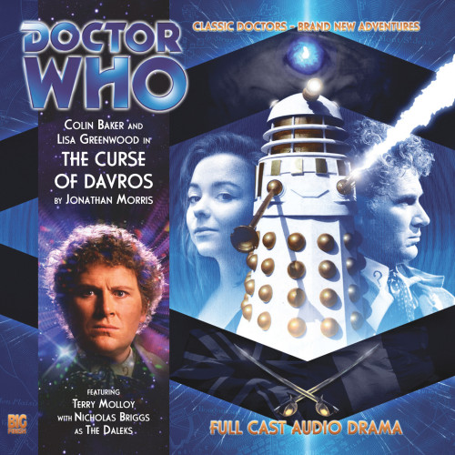 The Curse of Davros - Big Finish Audio CD #156