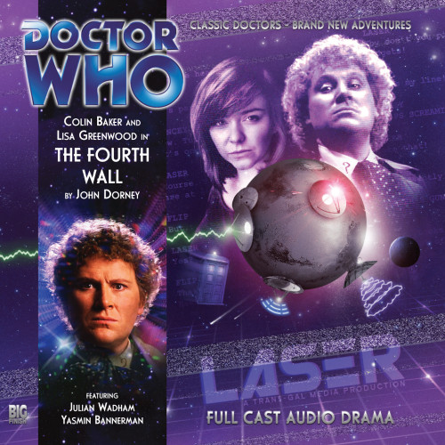 The Fourth Wall - Big Finish Audio CD #157