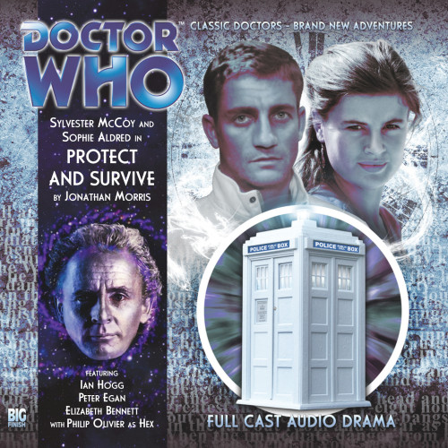 Protect and Survive - Big Finish 7th Doctor Audio CD #162