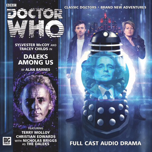 Daleks Among Us - Big Finish 7th Doctor Audio CD #177