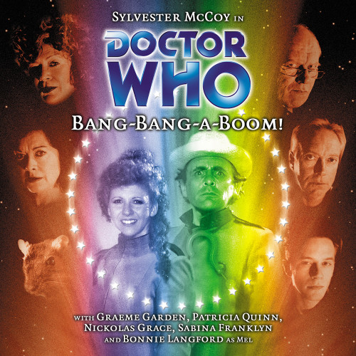 Bang-Bang-A-Boom Audio CD - Big Finish #39
