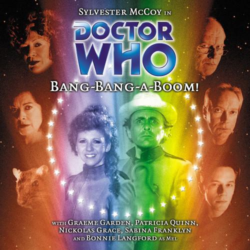 Bang-Bang-A-Boom Audio CD - Big Finish #39