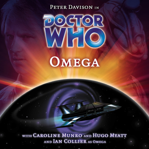Omega Audio CD - Big Finish #47
