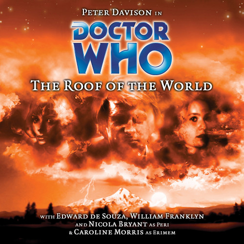 The Roof of the World Audio CD - Big Finish #59