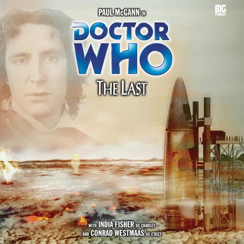 The Last - Big Finish 8th Doctor Audio CD #62