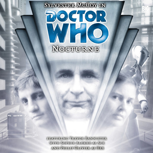 Nocturne Audio CD - Big Finish #92