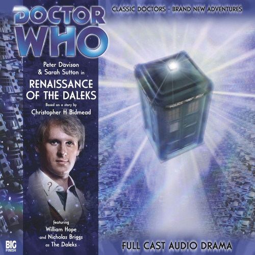 Renaissance of the Daleks Audio CD - Big Finish #93