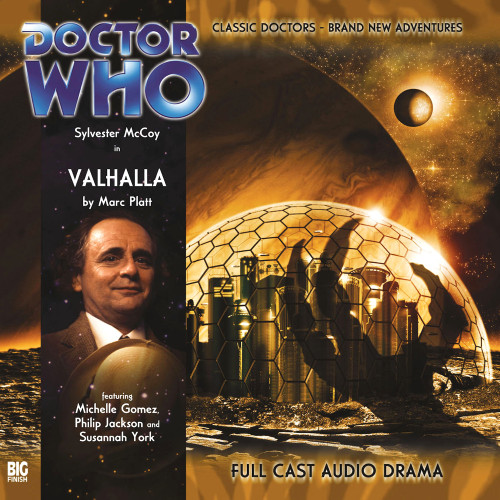 Valhalla Audio CD - Big Finish #96