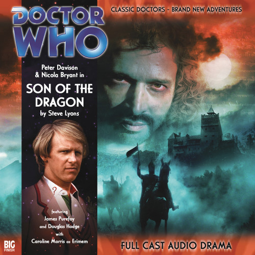 Son of the Dragon Audio CD - Big Finish #99