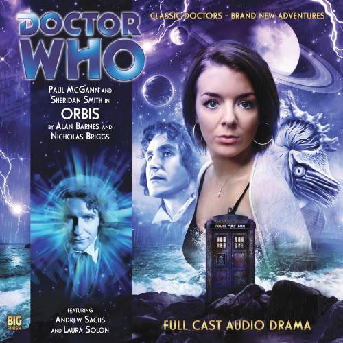 The Eighth Doctor Adventures 3.1 - Orbis Big Finish Audio CD