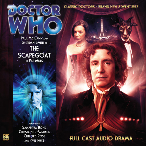 The Eighth Doctor Adventures 3.5 - The Scapegoat - Big Finish Audio CD