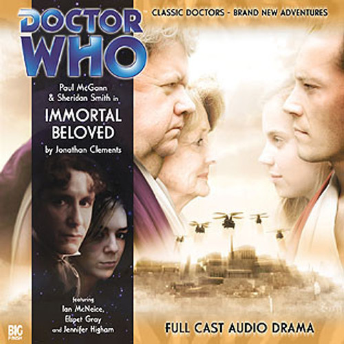 The Eighth Doctor Adventures 1.4 - Immortal Beloved Big Finish Audio CD