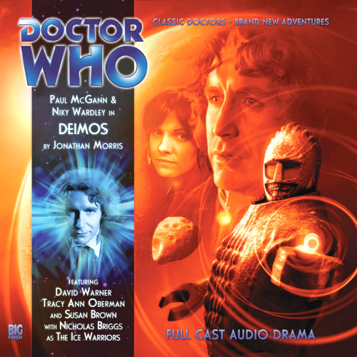 The Eighth Doctor Adventures 4.5 - Deimos Big Finish Audio CD