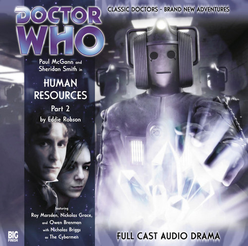 The Eighth Doctor Adventures 1.8 - Human Resources Part #2 Big Finish Audio CD