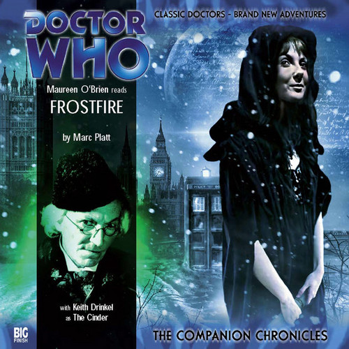 Companion Chronicles - Frostfire - Big Finish Audio CD 1.1