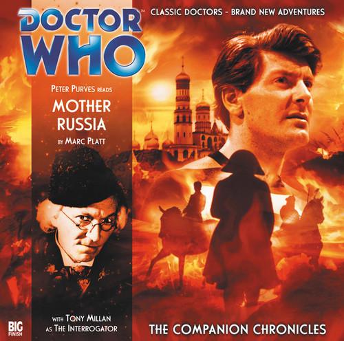 Companion Chronicles - Mother Russia Big Finish Audio CD 2.1